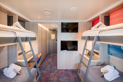 Triple Cabin - Greg Mortimer - Aurora Expeditions