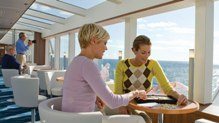 Lounge - National Geographic Explorer Explorer . Lindblad Expeditions