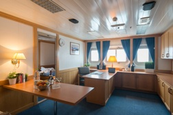 triple cabin - akademik ioffe - one ocean expeditions