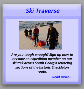 Ski Crossing - Ski Traverse
